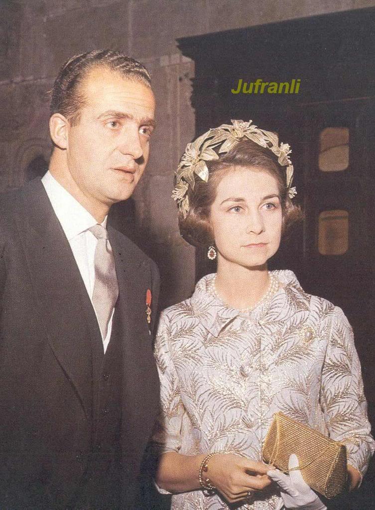 Pilar de Borbón y Luis Gómez-Acebo Pilar11