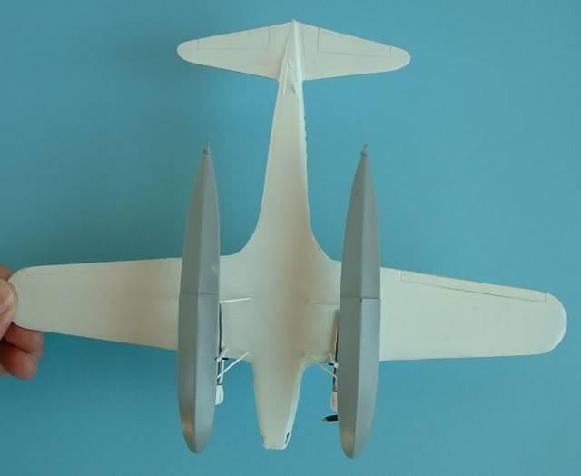 Airfix 1/72 Avro Anson Floatplane Trainer. SAAFAnsonBOTTOM