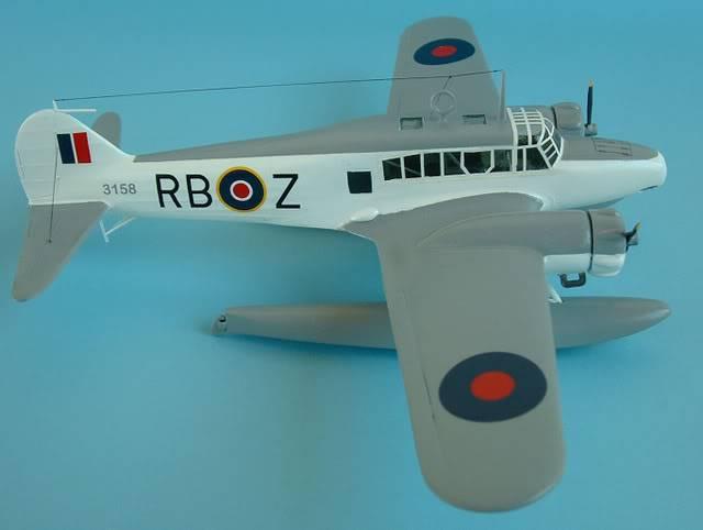 Airfix 1/72 Avro Anson Floatplane Trainer. SAAFAnsonRIGHT
