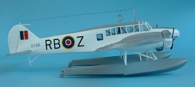 Airfix 1/72 Avro Anson Floatplane Trainer. SAAFAnsonRIGHTSIDE