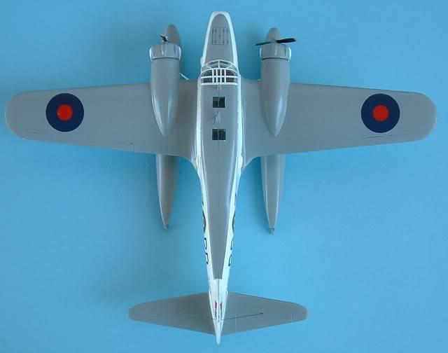 Airfix 1/72 Avro Anson Floatplane Trainer. SAAFAnsonTOP