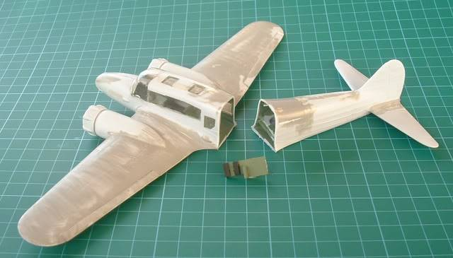 Airfix 1/72 Avro Anson Floatplane Trainer. A14