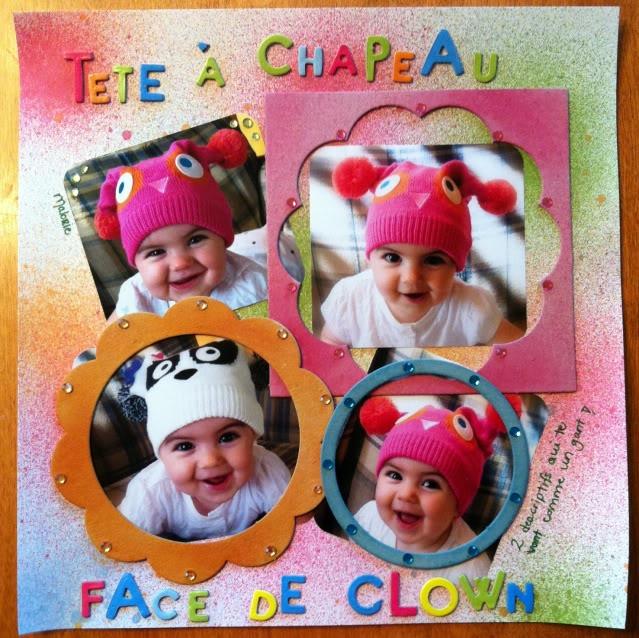 26 juin 2012: Tête à chapeau, face de clown ! 1-IMG_1270