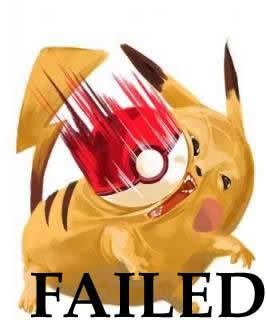 Salut a tous Pikachu