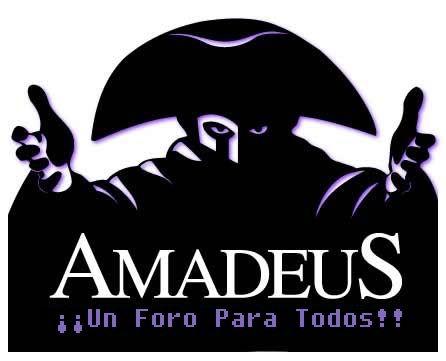 algunas imágenes :p Amadeus