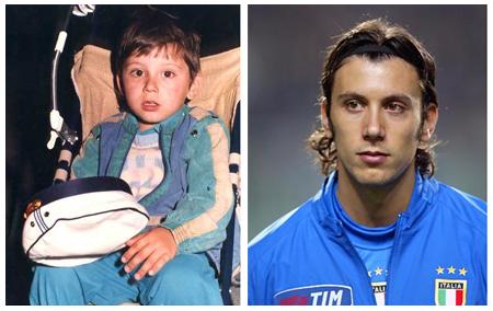 (( موسوعه ضخمه من صور مشاهير كره القدم و هم صغــــــــــــار )) Babyzaccardo