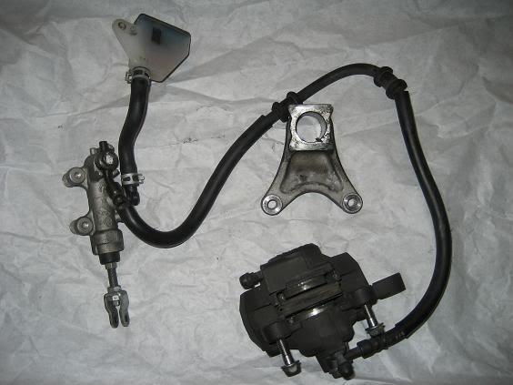 XS1100 Chain Conversion XS1100019
