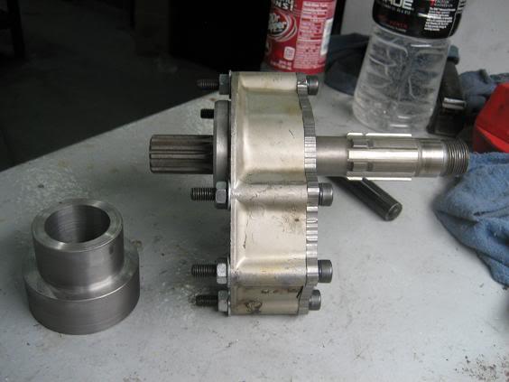 XS1100 Chain Conversion XS11000413