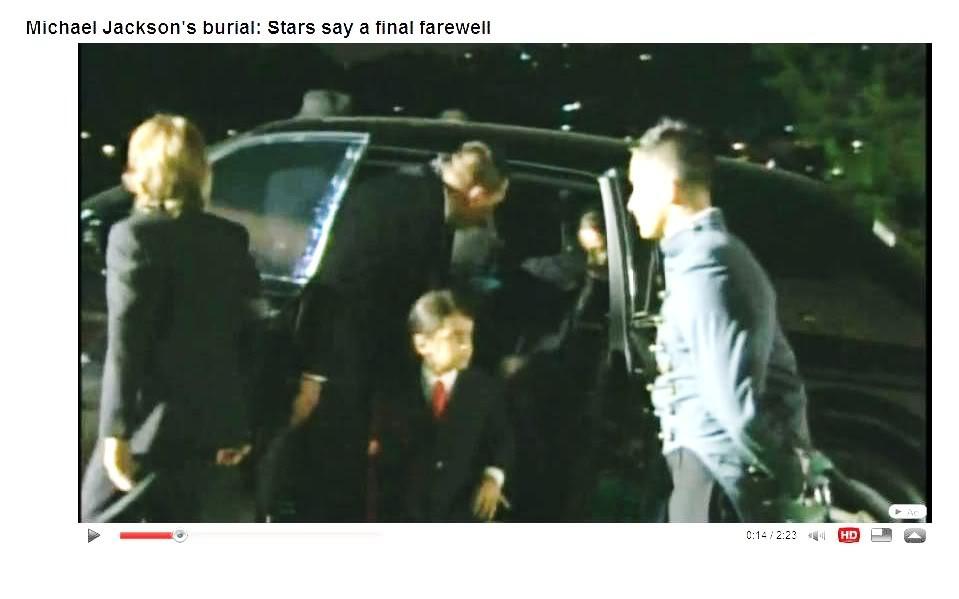 Interesting Funeral Footage MJ66
