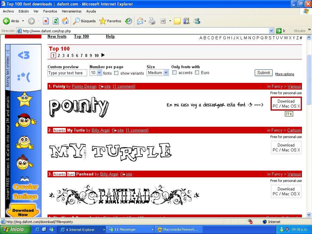 [Tutorial] Como poner una nueva font :3 Font1