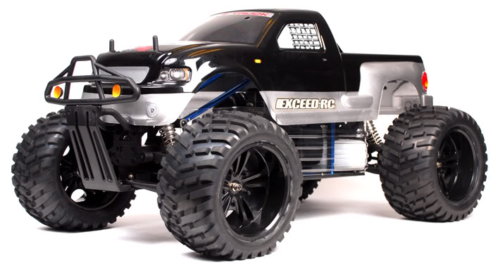 RTR 1/5 scale monster truck $899 Prototype-18