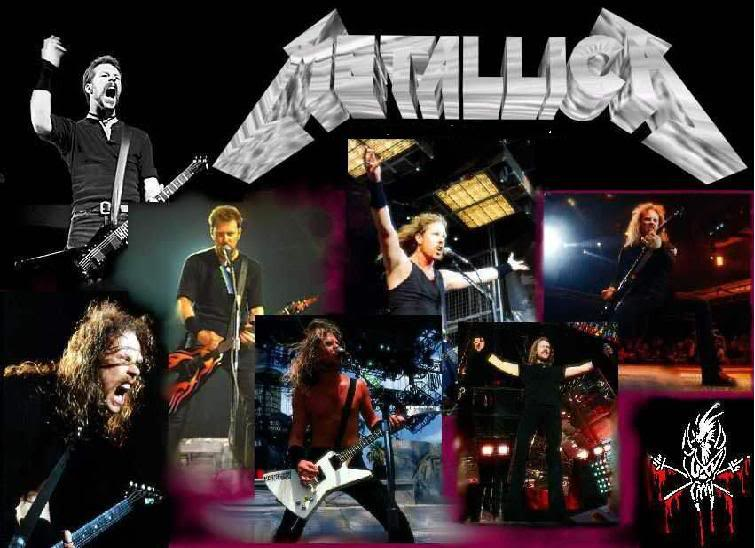 Metallica en 4 links Metallica