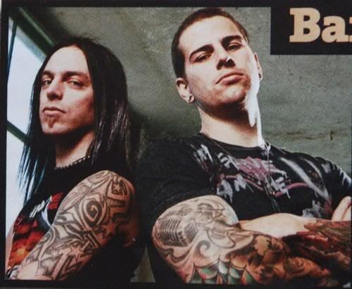Bullet for my valentine..... Mattandmatt
