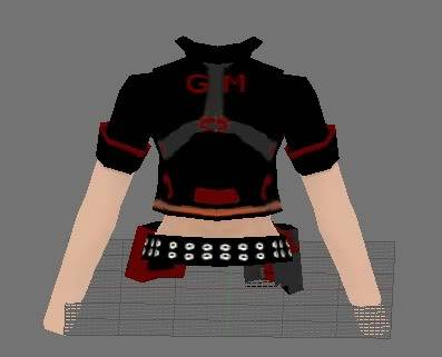 [iShady] Dev Jacket =P And now GM Jacket (requested) GMJacket