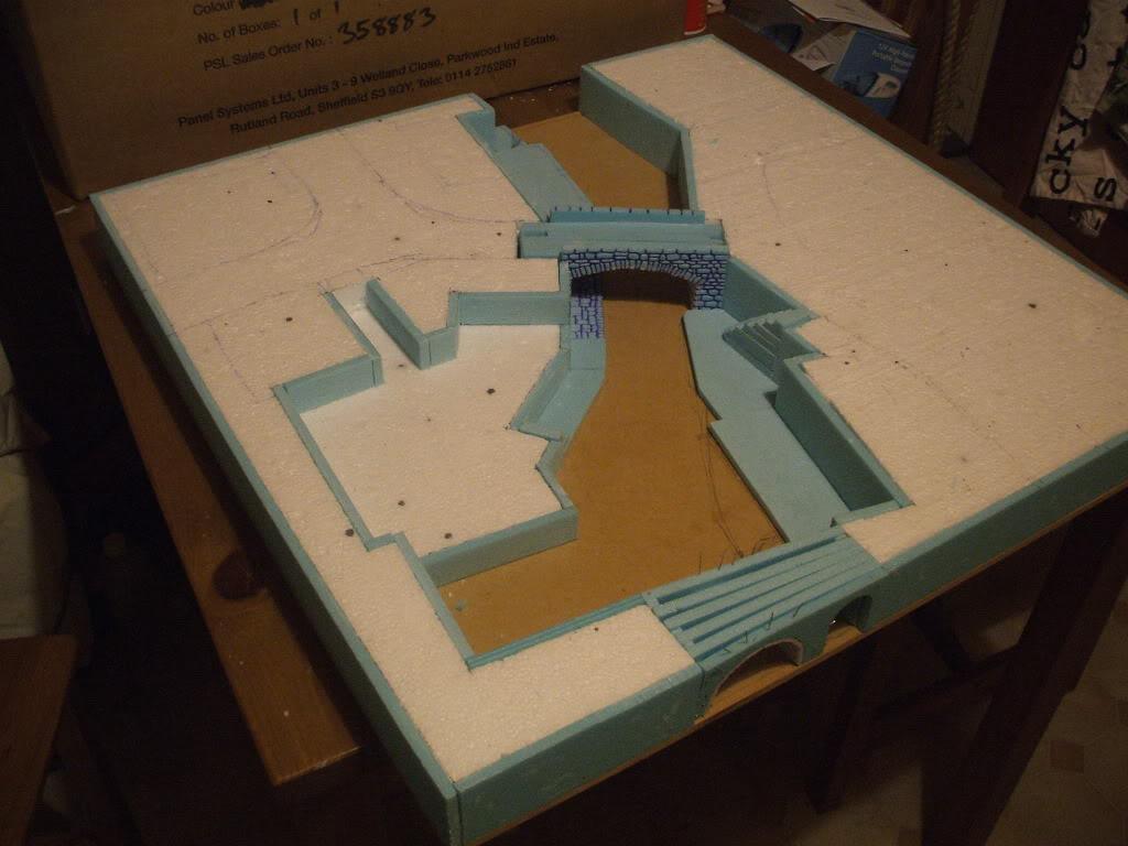 Capt B's Work In Progress DSCF0692