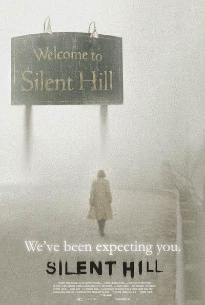 Silent Hill/Klusais kalns Silent-hill-poster