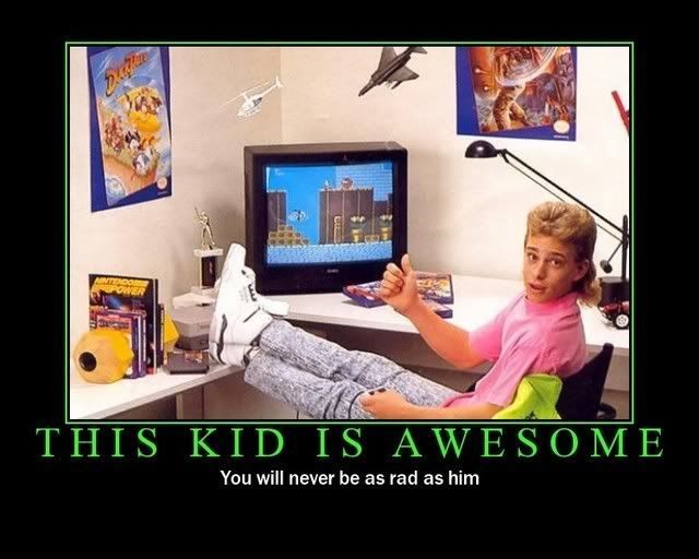 FUNNY! - Motivational Posters This-kid-is-awesome