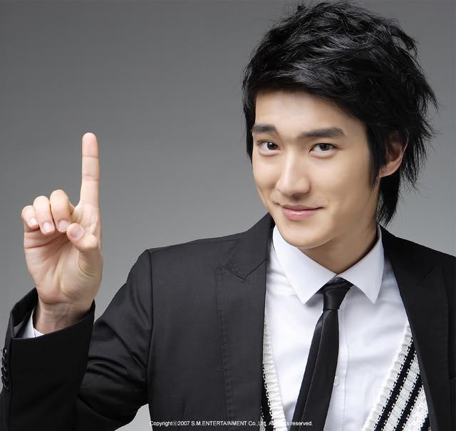 Super Junior: những chàng trai đa tài Siwon1