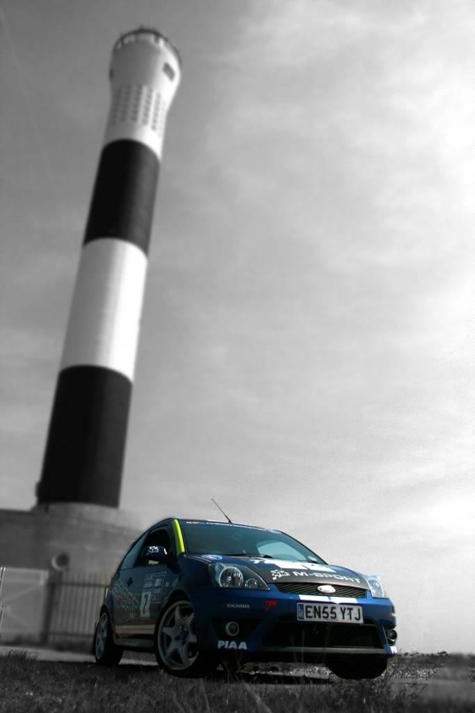 My Fez ST Rally Slag! Blur
