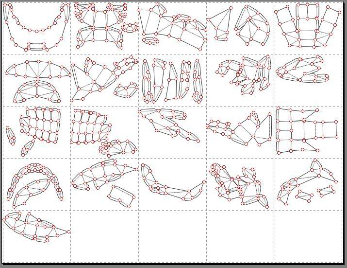 How to use pepakura to make your armor - The newest armor files, some steps can be skipped, so keep a keen eye out Tut13