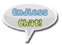 endless chat bubbles ! ChatBubblegreenblue