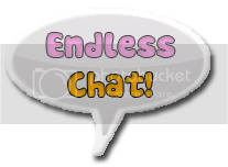 endless chat bubbles ! ChatBubbleorangepink