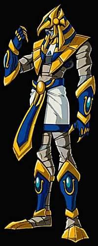 Ja-Kal, leader of the rebellion 6a903816