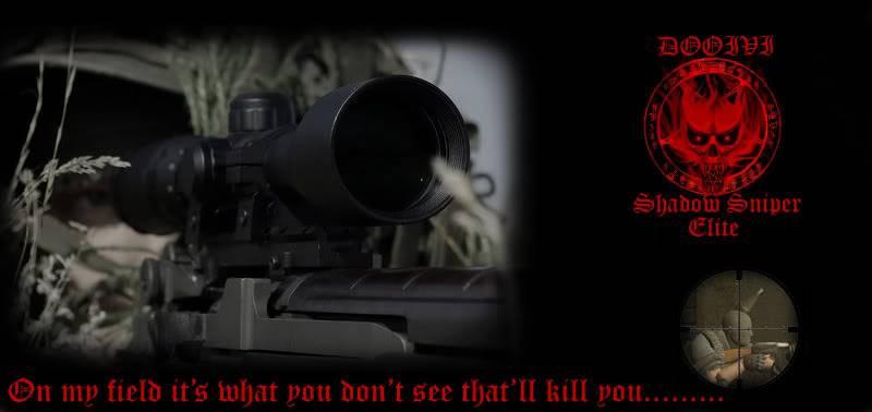 DOOIVI Shadow Sniper Elite GFX SHADOWSNIPERELITEgfx