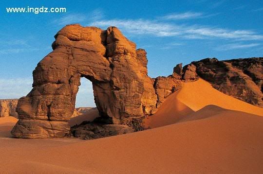 الجزائر من بين أجمل 10 بلدان في العالم 6-3