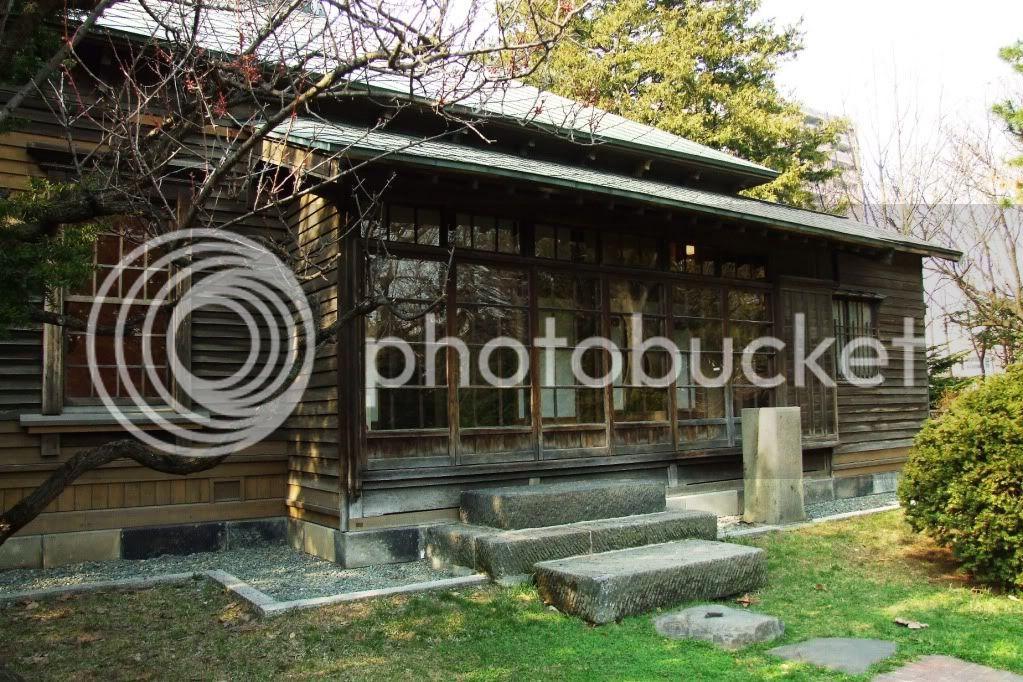 Casa de la familia Morinozuka Mansionjapon