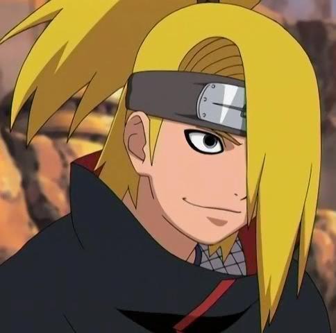 Naruto: Shippuuden [Anime Spoilers only] - Page 6 Deidara