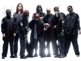 Tus 5 bandas preferidas Slipknot