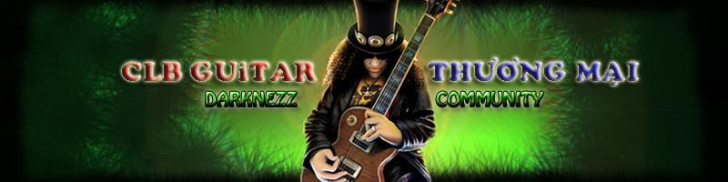 CLB guitar Thương Mại