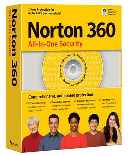 لقد حصلت على سريال نورتون انترنت سكيورتي 2007-2008 ونود32 وك Norton
