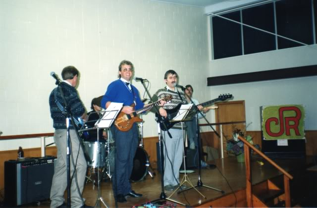 YEARS - many, many years ago.... Bandjpg001
