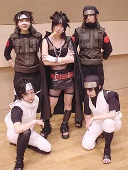 Cosplays de Naruto 179