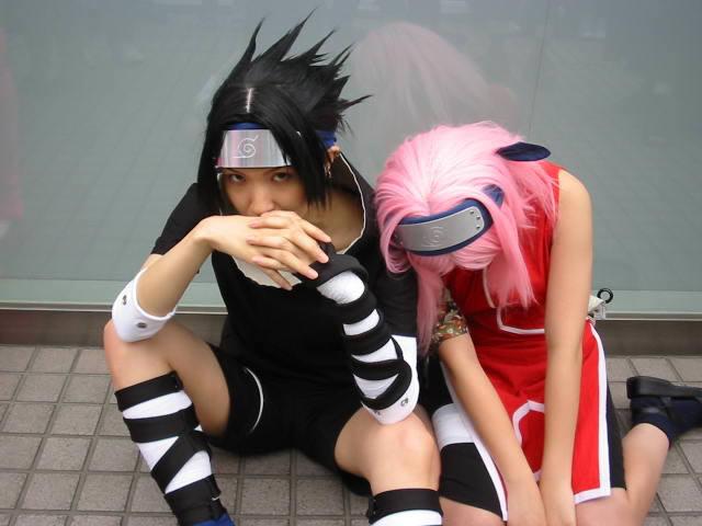 Cosplays de Naruto LOSER