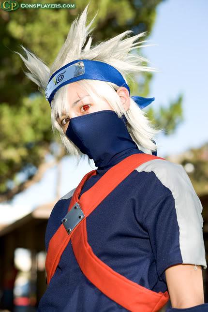 Cosplays de Naruto Kakashi2