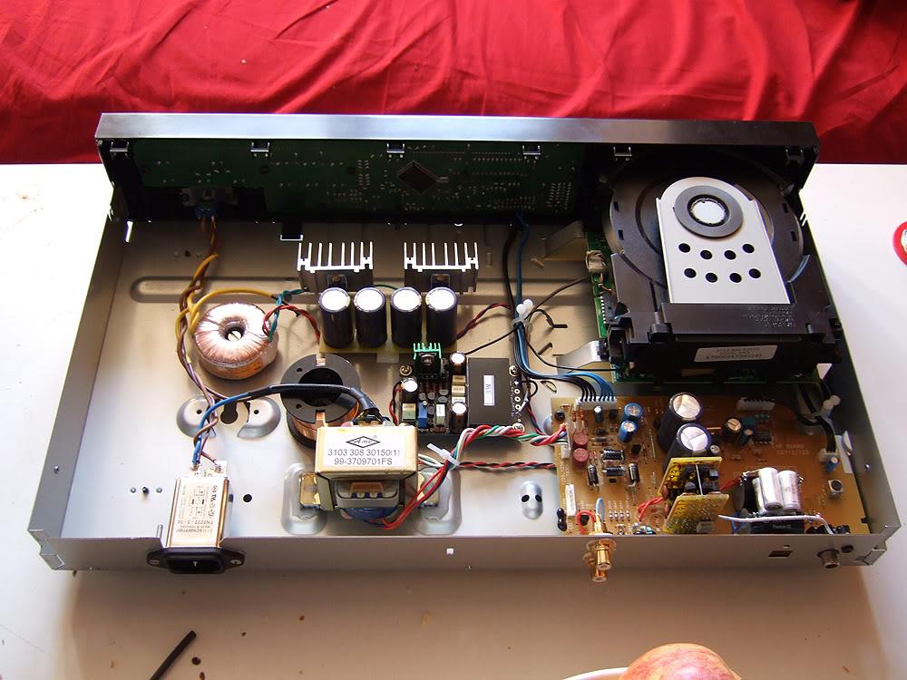 JBL 4301b et Luxman 5L15 CD723