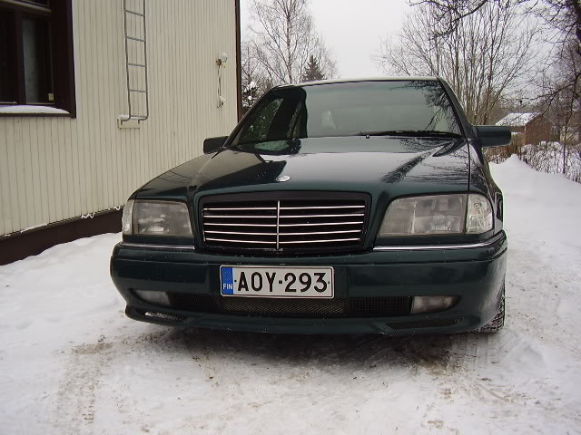 Mercedes Benz C36 AMG vm-95 P2140151