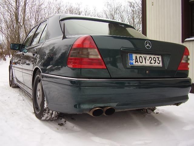 Mercedes Benz C36 AMG vm-95 P2140152