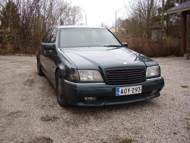 Mercedes Benz C36 AMG vm-95 P5080274