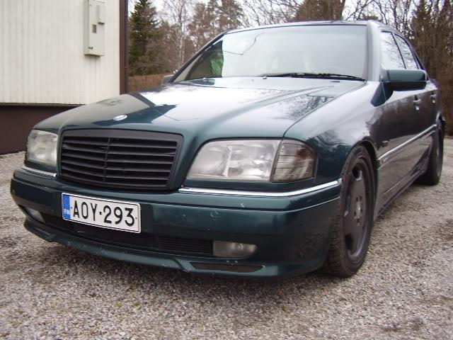 Mercedes Benz C36 AMG vm-95 P5080275