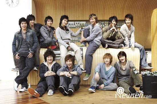 معلومات عامة عن الفرقة الكورية super junior 20061017073013