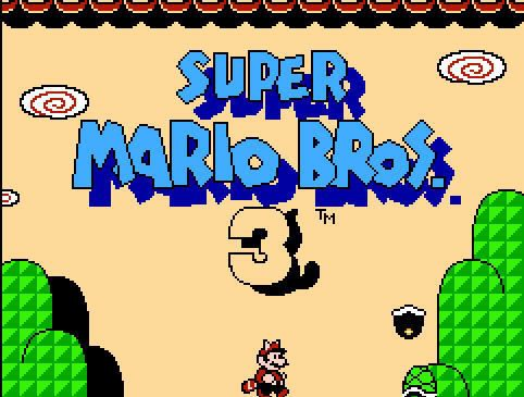 The Best N.E.S Graphics in a Game Super-mario-3
