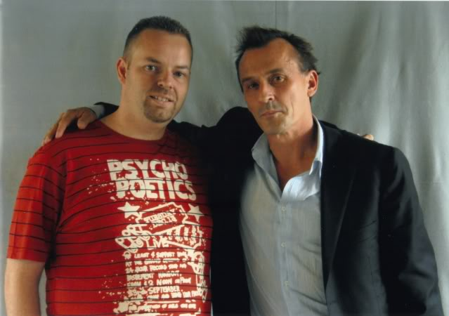 Movie and Comic Event (18 au 19 Septembre 2010) - Page 3 WithRobertKnepper