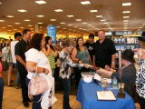 Barnes & Noble Book Signing BNGroup-1