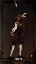 Clanes breve descripción. Lancer