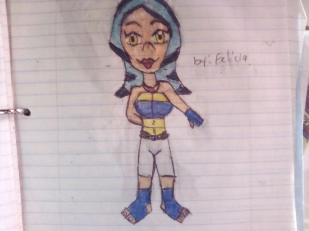 My ninja Turtle Ocs Jenda