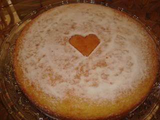 tarte Santiago Côco